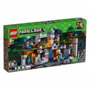 LAS AVENTURAS SUBTERRANEAS LEGO 21147