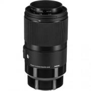 Pachet Sigma 70mm F2.8 DG MACRO dedicat Sony E cu trepied foto-video