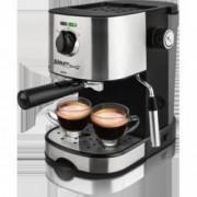 Espressor Scarlett SL - CM53001 850 W 15 bari 1 litru sistem cappucino si latte negru