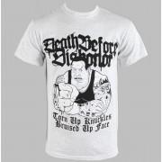 tricou stil metal bărbați unisex Death Before Dishonor - Fist - RAGEWEAR - 011TSG22