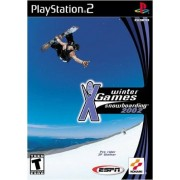 Konami ESPN Winter X-Games Snowboarding 2