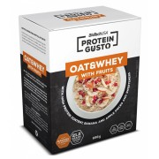 Protein Gusto Oat & Whey with Fruits - 696g - BioTech USA