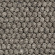 Peas Teppich Dunkelgrau 170 x 240 cm Hay