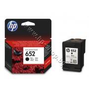 Касета HP 652, Black, p/n F6V25AE - Оригинален HP консуматив - касета с глава и мастило