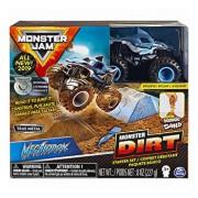 Monster Jam, set camioneta cu nisip megladon