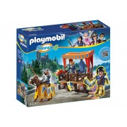 Playmobil 6695 - Tribuna Reale Con Alex
