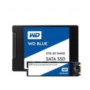 "SSD 2.5"" 500GB SATA3 R/W 560/530 MB/S IOPS 95K/94K 7MM BLUE 3D NAND"