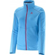 Salomon Contour FZ Midlayer Lady Azul L