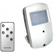 Скрита камера в обемен датчик с IR диоди за нощно виждане и AV изход