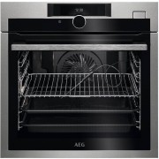 AEG BSE892330M Single Built In Electric Oven - Stainless Steel