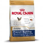 10kg Bulldog francês Junior Royal Canin ração