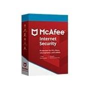 McAfee Internet Security - 1 ano - 3 PCs