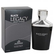 Jean Rish Black Legacy Pour Homme Eau De Toilette Spray 3.4 oz / 100.55 mL Men's Fragrance 540898