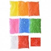 Golyó hungarocell 2,5-3,5mm, 8gr színes