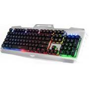 Tastatura Gaming Newmen GM816 (Negru-argintiu)