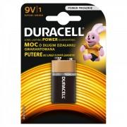 Baterije 9V Duracell Basic duralock 1kom, alkalne 508187