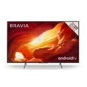 "Телевизор Sony BRAVIA KD-43XH8596 43"", 4K HDR TV, Edge LED, 4K HDR Processor X1, Dolby Atmos, DVB-C / DVB-T/T2 / DVB-S/S2, USB, Android TV, Гласов контрол, Черен"