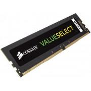 Memorie Corsair ValueSelect DDR4, 1x4GB, 2133 MHz, CL 15