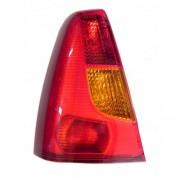 Lampa Spate Clasica Stanga (Semnalizare Galbena) Logan 1.6 16v, Renault, 6001546794