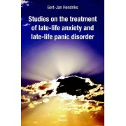 Studies on the treatment of late-life anxiety ande late-life panic disorder