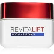 L'Oréal Paris Revitalift creme de noite fortificante e antirrugas para todos os tipos de pele 50 ml