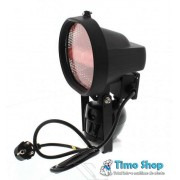 Lampa halogen cu senzor de miscare camera video SEC-LAMP-SL1001