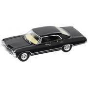 Supernatural 1:64 Scale 1967 Chevrolet Impala Sport Sedan Diecast Vehicle