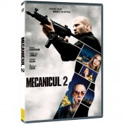 Mechanic 2:Jason Statham,Tommy Lee Jones,Jessica Alba - Mecanicul 2 (DVD)