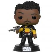 Pop! Vinyl Figura Funko Pop! Lando Calrissian - Han Solo: una historia de Star Wars
