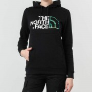 The North Face W Drew Hoodie Tnf Black/ Iridescent