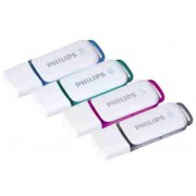 Memory stick USB 2.0 - 4GB PHILIPS Snow edition