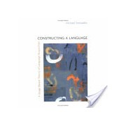 Constructing a Language - A Usage-Based Theory of Language Acquisition (Tomasello Michael)(Paperback) (9780674017641)