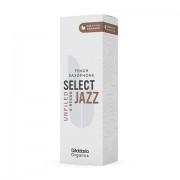 D'Addario Select Jazz Unfiled Tenor Sax 2M Blätter