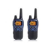 MIDLAND Walkie-talkie MIDLAND XT60 (24 Canales - 10 Km - Hasta 12h de autonomía - Negro)