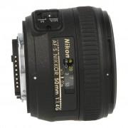 Nikon AF-S Nikkor 50mm 1:1.4G negro - Reacondicionado: como nuevo 30 meses de garantía Envío gratuito