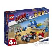 LEGO® Emmet i Benny Radionica za gradnju i popravke! 70821