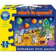 Puzzle Orchard Toys Whos In Space