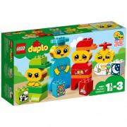Set de constructie LEGO Duplo Primele Mele Emotii