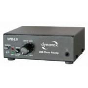 Dynavox Préamplificateur phono Dynavox UPR-2.0