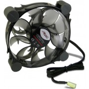 Ventilator Inter-Tech CobaNitrox R-120-G 120mm (LED Alb)