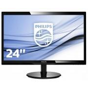 Monitor LED Philips 246V5LSB/01 Full HD Black