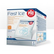 PIC Fast Ice, box con due buste monouso (13,5x18cm)