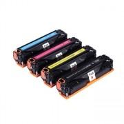 Lasertoner HP 312A / CF383A - Magenta färg