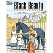 Black Beauty Coloring Book, Paperback