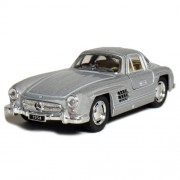 "5"" 1954 Mercedes-Benz 300 SL Coupe 1:36 Scale (Silver)"