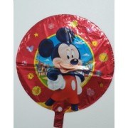 Balon folie Mickey Mouse Domi PArty and Gifts Multicolor 43cm