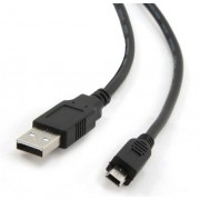CCP-USB2-AM5P-6 USB Gembird 2.0 A-plug MINI 5PM 6ft, 1.8M (gb mp)