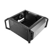 Cooler Master MasterBox MCB-Q300P-KANN-S02 Computer Case - Micro ATX, Mini ITX Motherboard Supported - Mid-tower - Steel, Plastic - Black - 5.20 kg
