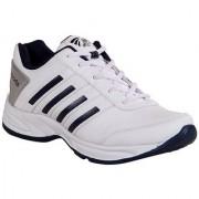 Men's White Sports Shoes