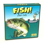 Fish! Bass Lake - Fishing Board Game - First Edition (2018)
